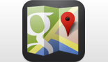 Google-Kaart (kartograafia)-Township of Rushville